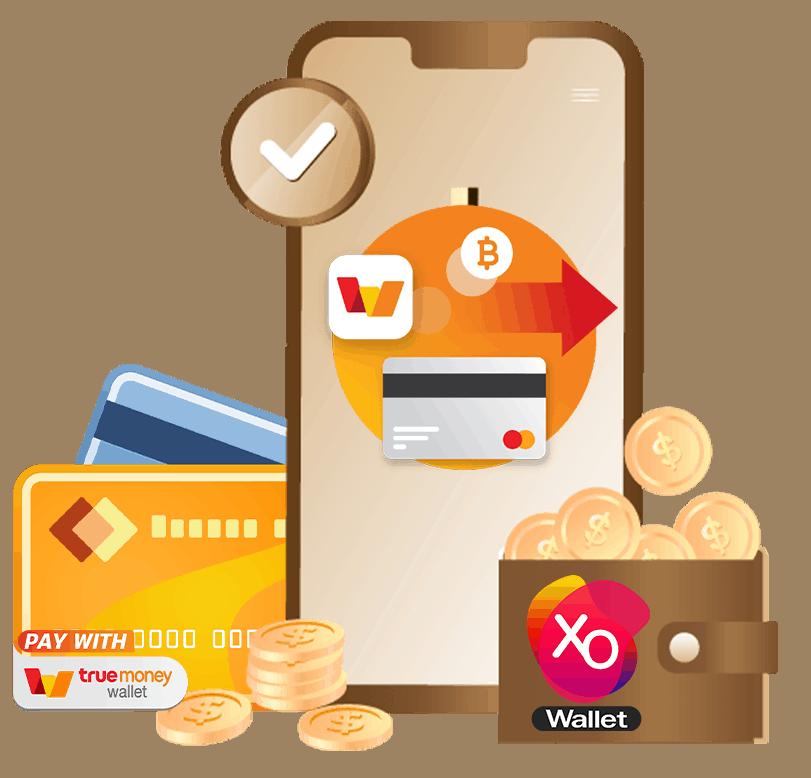 slotxo true wallet