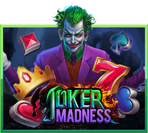 slotxo true wallet Joker Madness