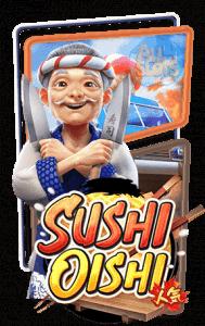 เกม Sushi Oishi slot, slotxo, ทดลองเล่นเกมslot, ทางเข้าเกมslot, สมัครสมาชิกเกมslot, สล็อตxo, สล็อตออนไลน์